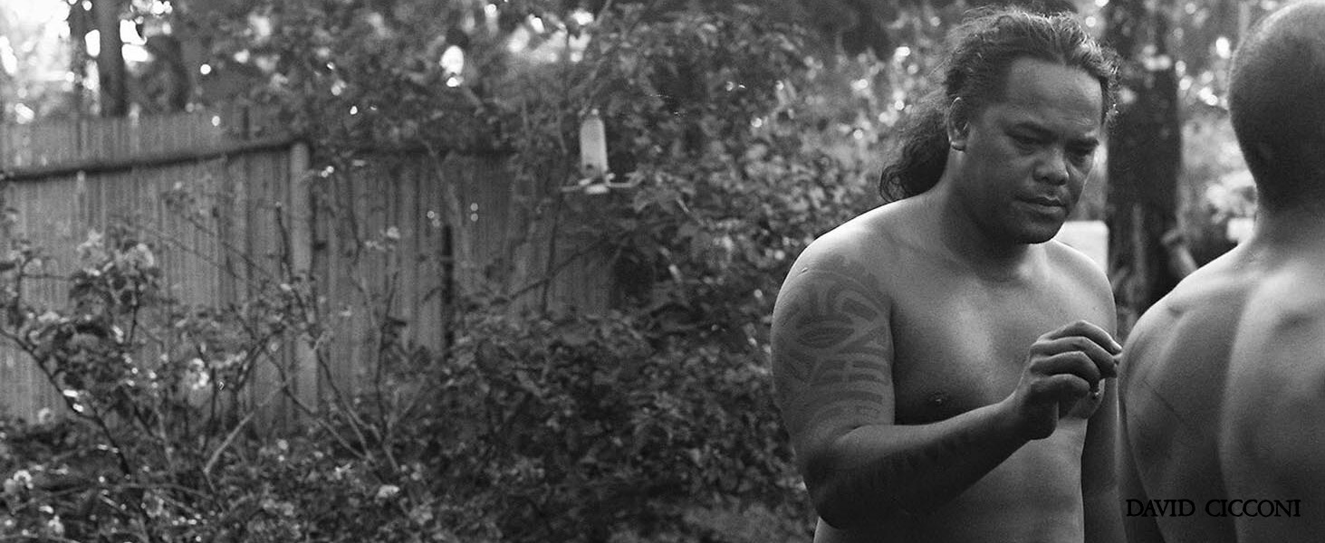 polynesian tattoo method