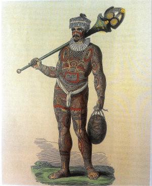 5fa8d9e41917c POLYNESIAN TATTOO   Tahitian Tattoo Artist on Moorea, French Polynesia